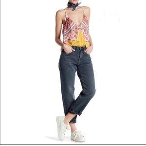 NWT Free People Universal Boyfriend Jeans Size 28